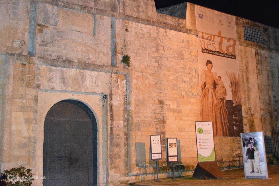 Alla scoperta del salento: il castello di carlo v corriere salentino