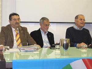 Salvatore Giannetto, Guglielmo Loy, Aldo Pugliese
