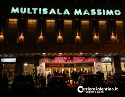 spettacoli festival del cinema