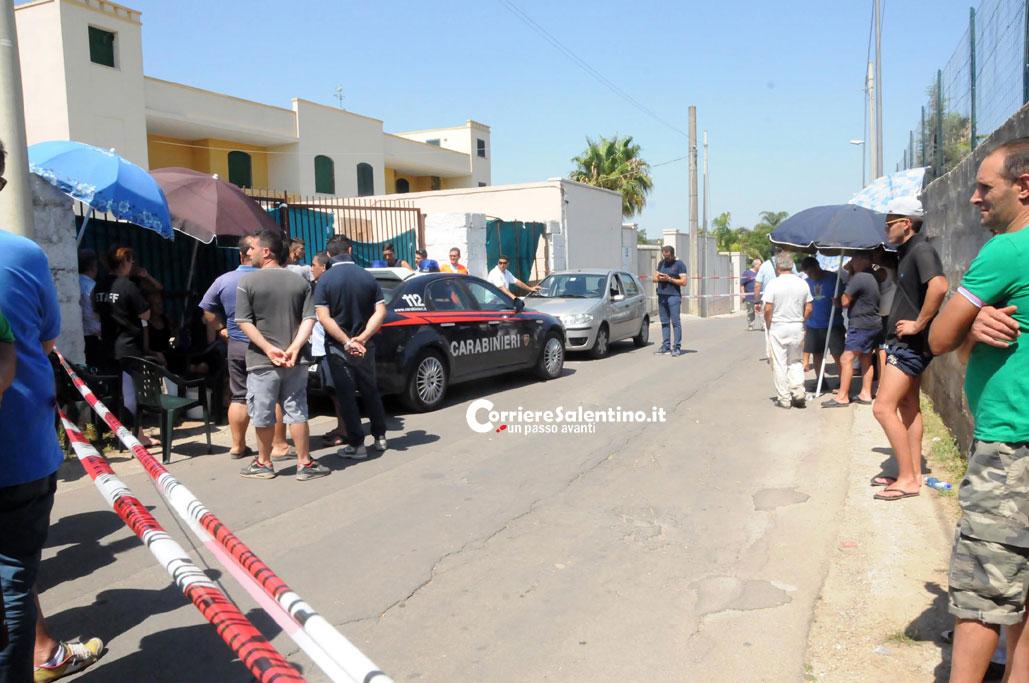 Omicidio suicidio taurisano corriere salentino for Leccearredo