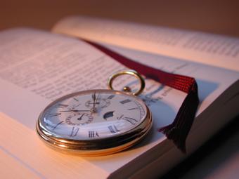 libro orologio generico