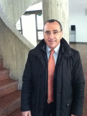 L'avvocato Mario Coppola