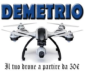 demetrio drone