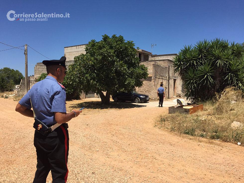 Lecce, dà fuoco al padre della ex fidanzata: arrestato