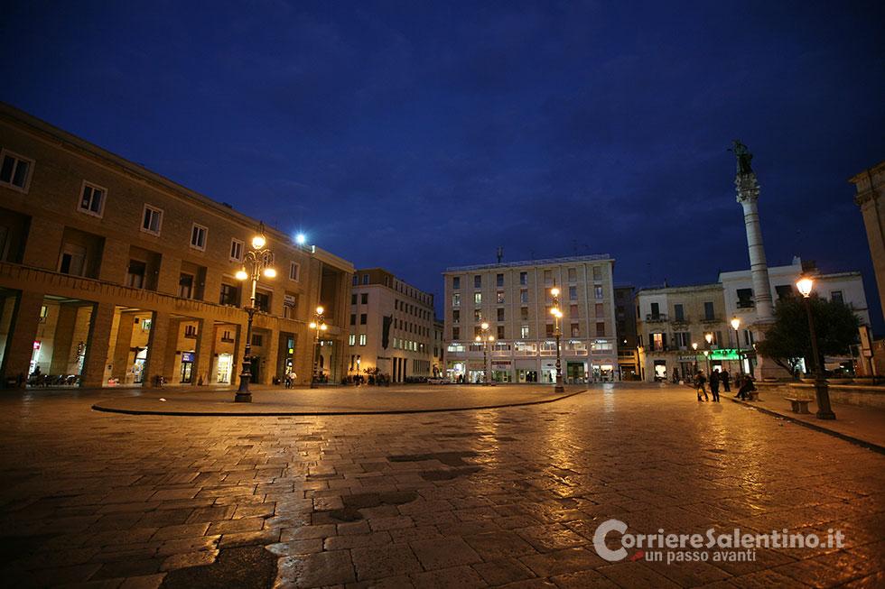 piazza santoronzo lecce storia damore - photo#1