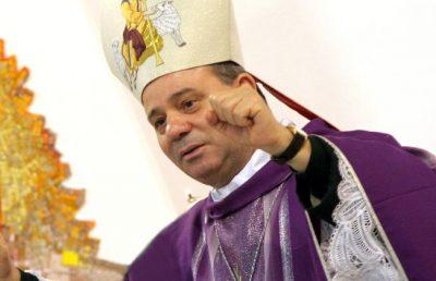 Don Luigi Martella, vescovo di Molfetta