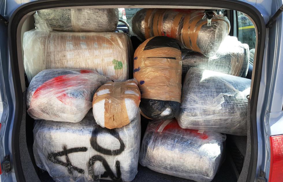 Lecce, maxi sequestro di droga: in manette un 65enne