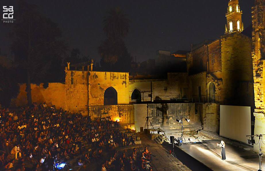 Teatro romano corriere salentino for Leccearredo