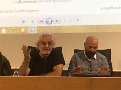 Briatore: 'In Puglia solo alberghetti'