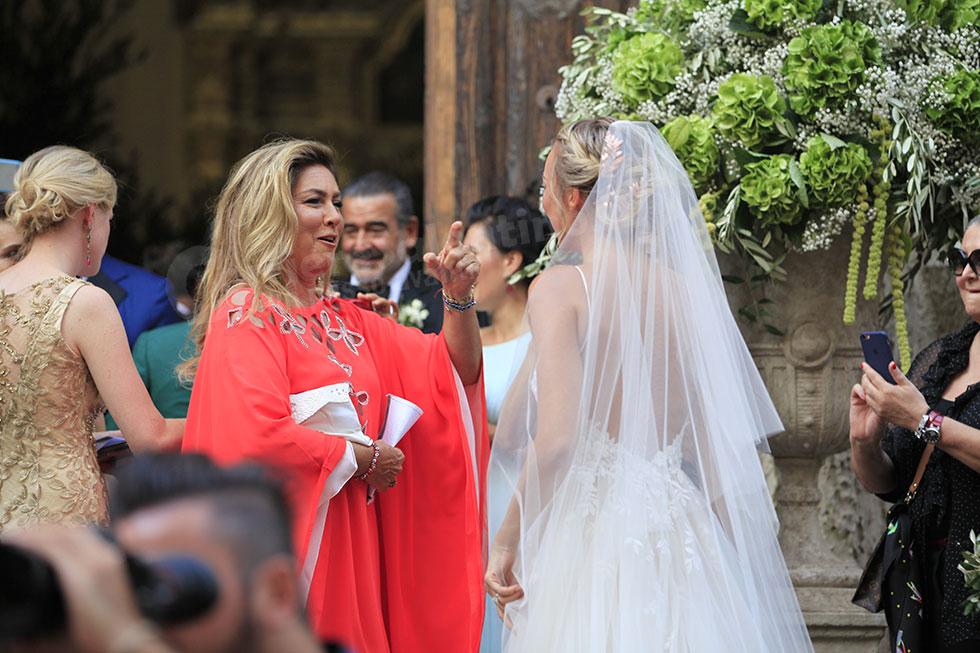 Cristel Carrisi e Davor Luksic oggi sposi a Lecce: ecco le ...