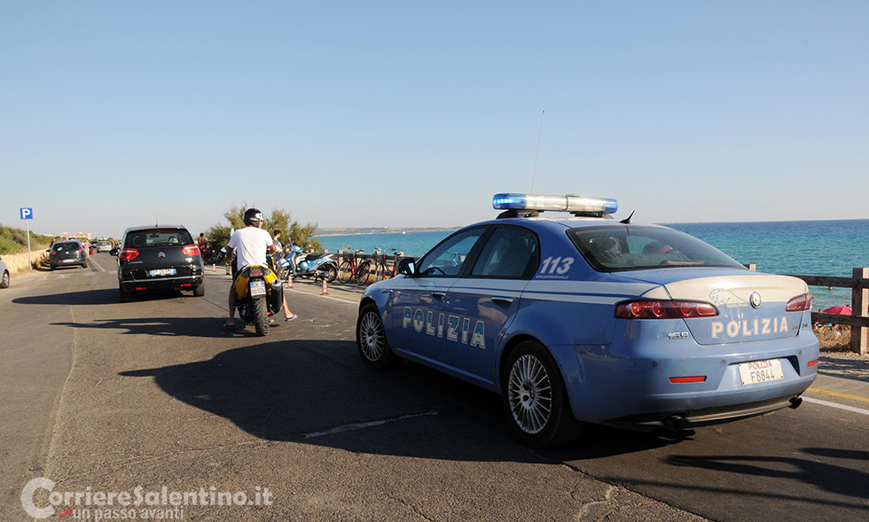 Gallipoli, 25enne senegalese arrestato per furto