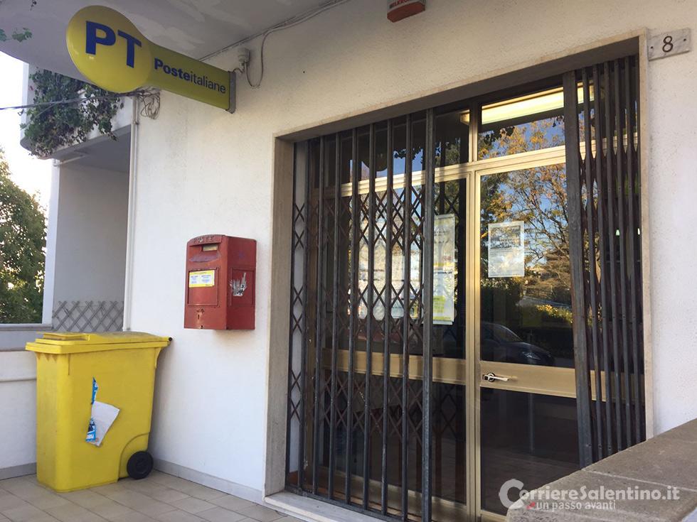 Rapina alle poste di Reggiolo in pausa pranzo: ingente il bottino