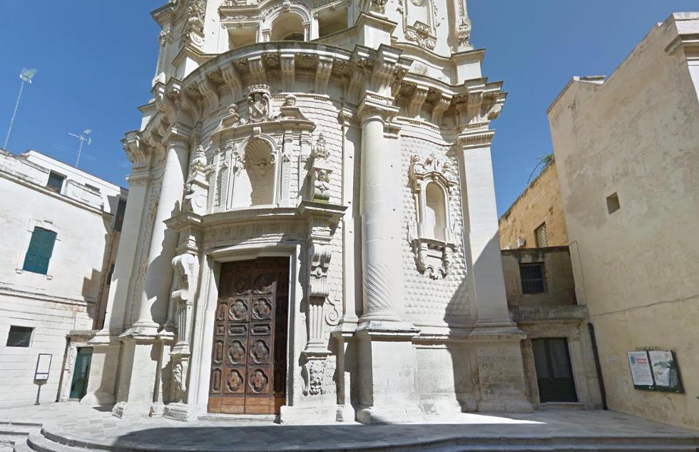 Risultati immagini per Chiesa di San Matteo Lecce
