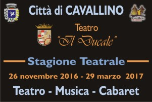 COMUNE DI CAVALLINO TEATRO