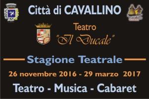 COMUNE DI CAVALLINO TEATRO