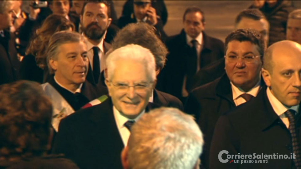 Onorificenze al Merito della Repubblica Italiana, Mattarella sceglie anche una battipagliese