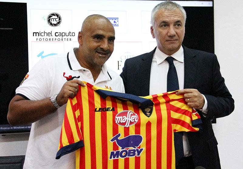 Lecce, ecco il nuovo tecnico