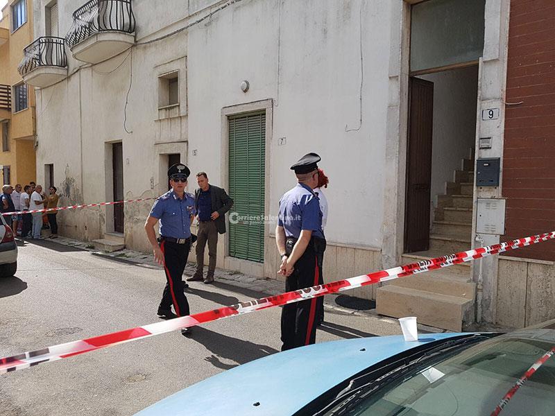 Lecce, bimbo muore schiacciato dal televisore