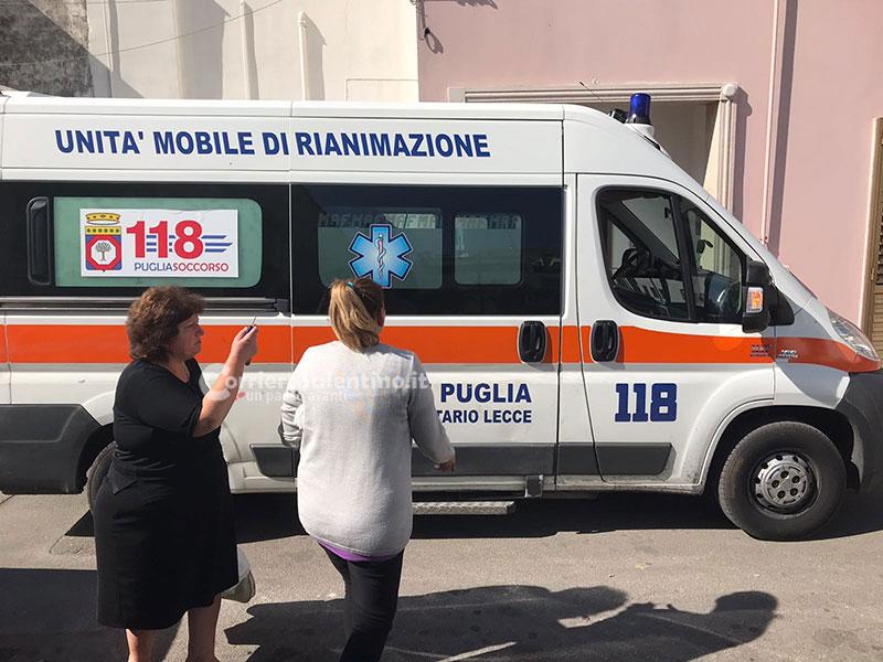 Rapina poste carmiano 3 corriere salentino for Leccearredo