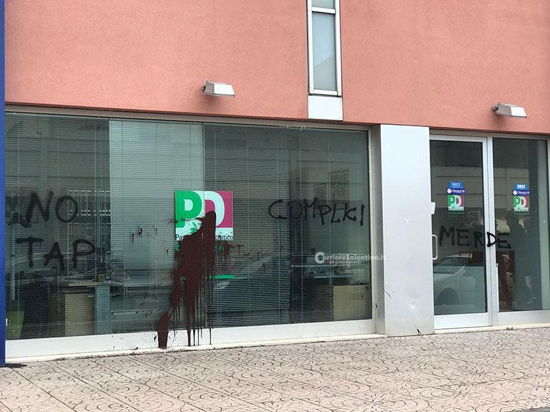 Gasdotto, torna la tensione in Salento, tafferugli No Tap-polizia a Lecce