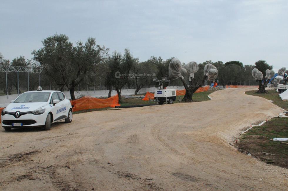 Gasdotto Tap, inammissibile l'emendamento per arrestare chi entra nei cantieri in Salento