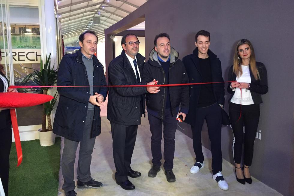 Leccearredo inaugurata la xxvii edizione for Leccearredo