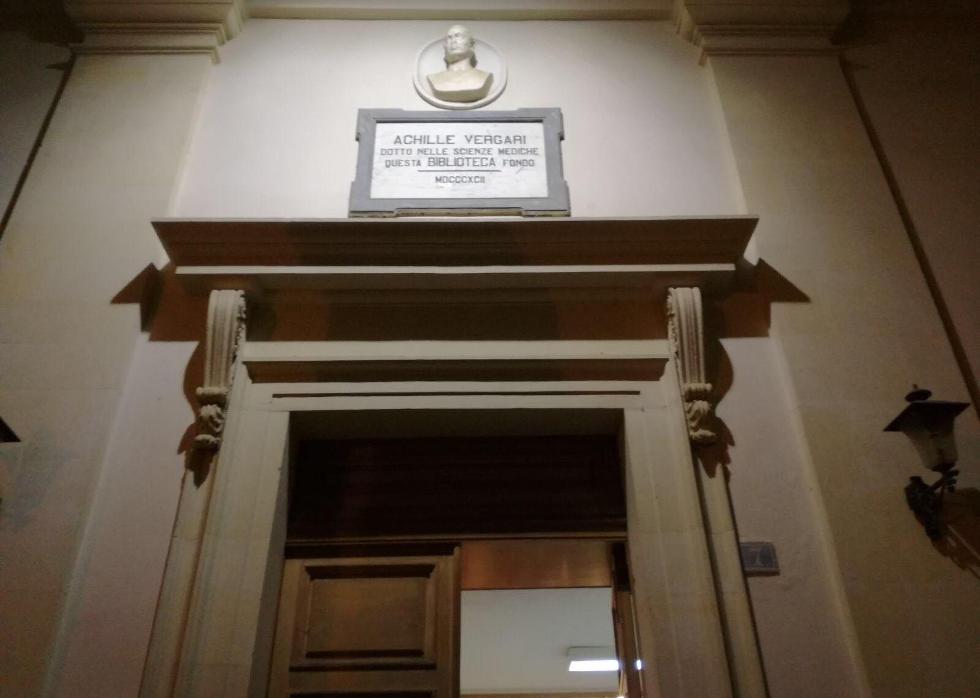 Community library con un milioni di euro rinasce a nardò la
