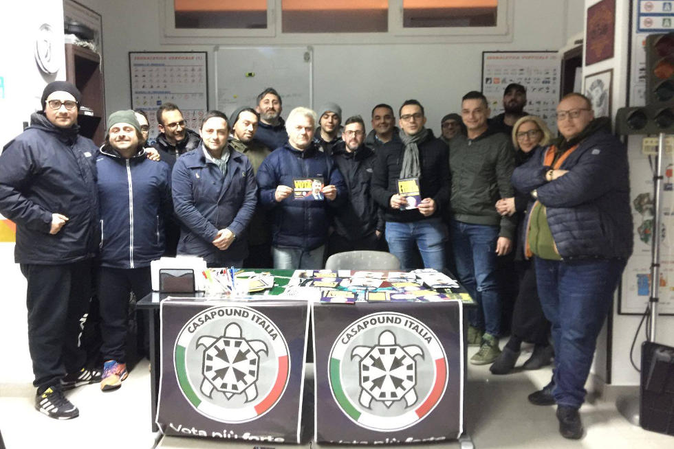 Casapound, militante aggredito nella notte a Livorno
