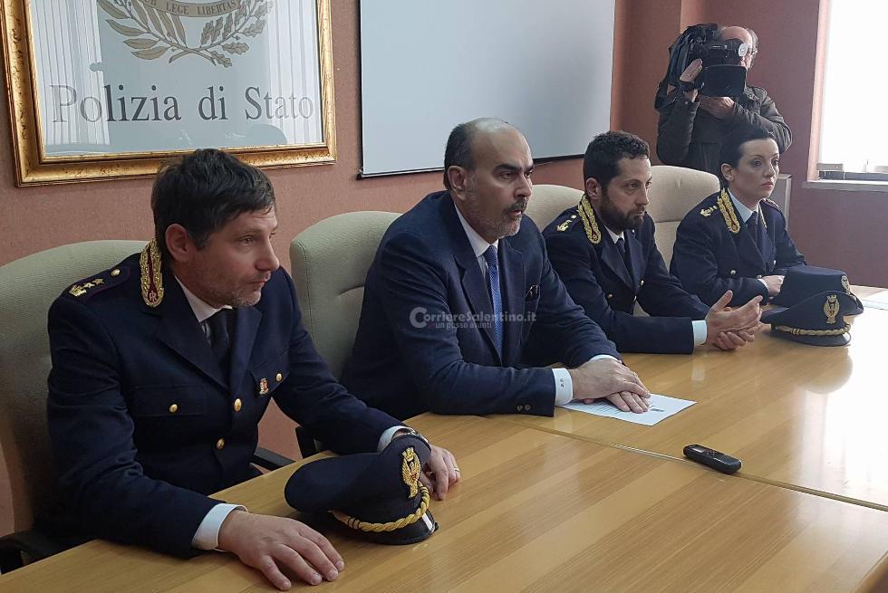 Lecce: violenta tromba d'aria in nottata