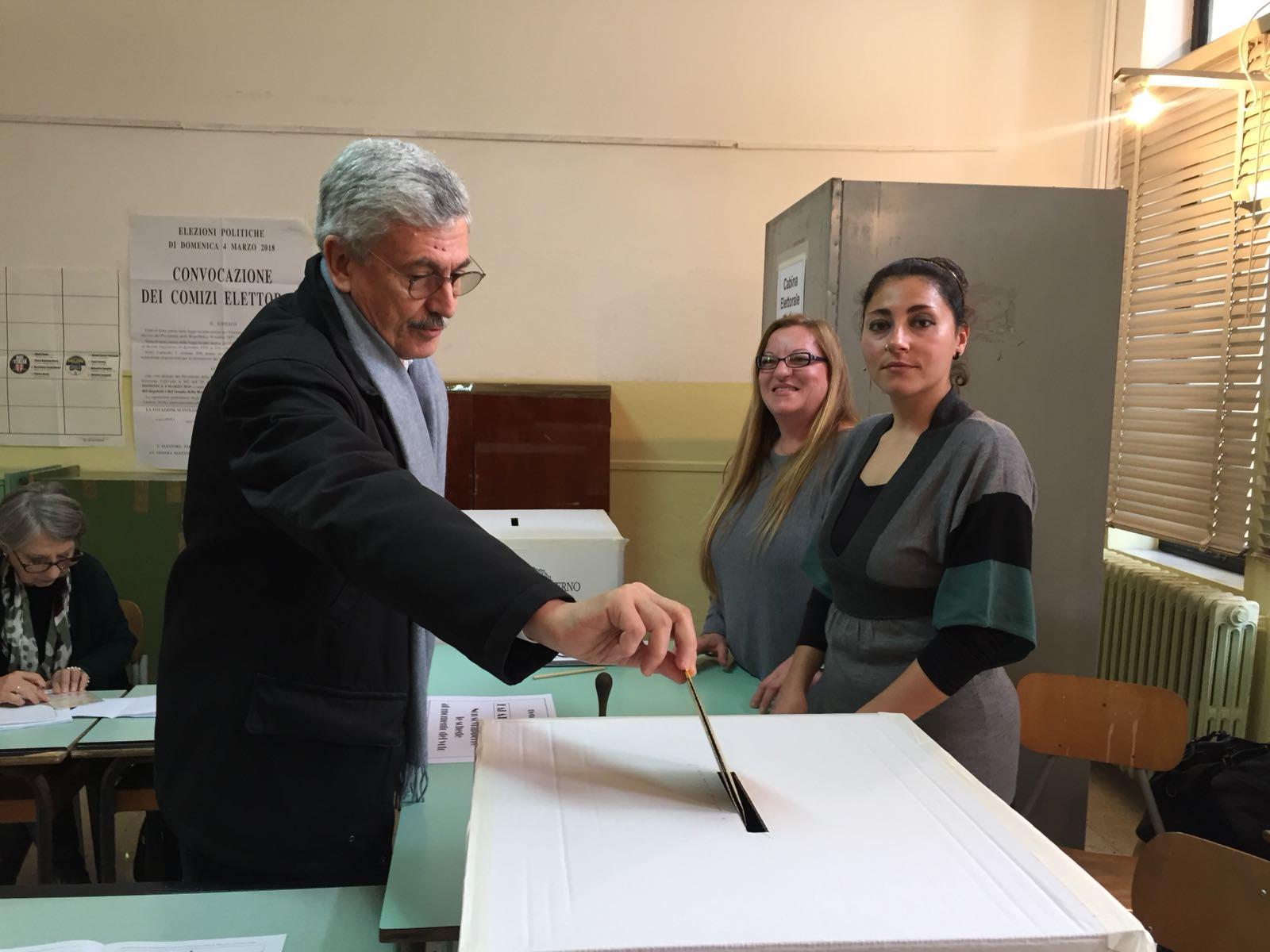 Sconfitta di D'Alema nel suo collegio a Nardò: è ultimo