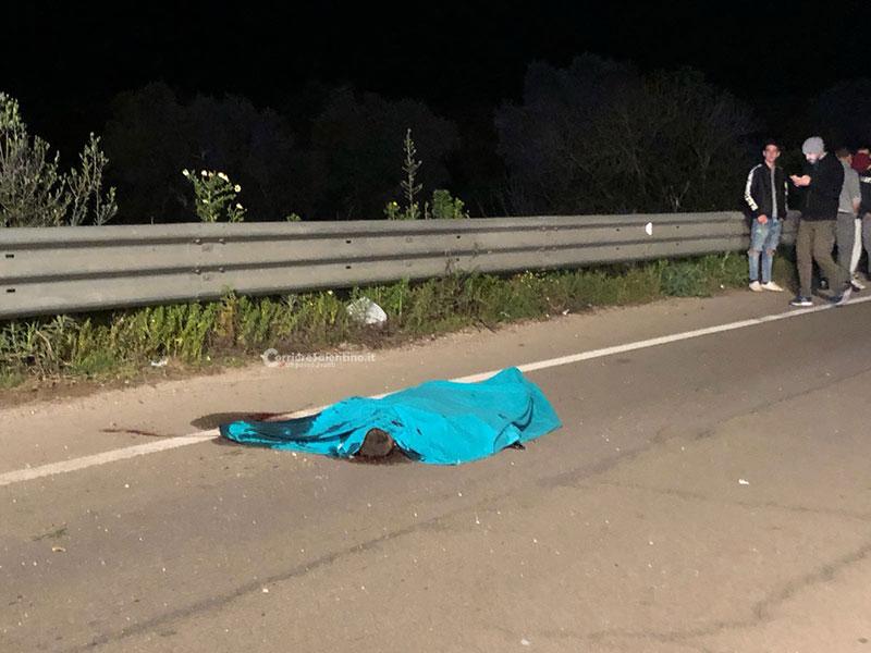 Melendugno, incidente mortale sulla strada per Lecce: due le vittime
