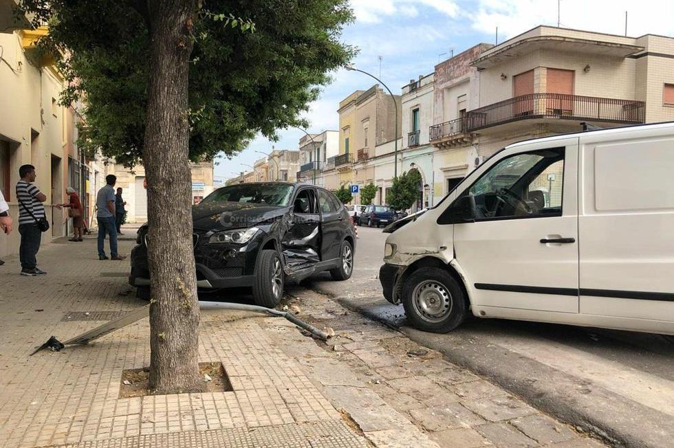 Copertino: incidente all'alba, morto il 31enne Matteo Mele