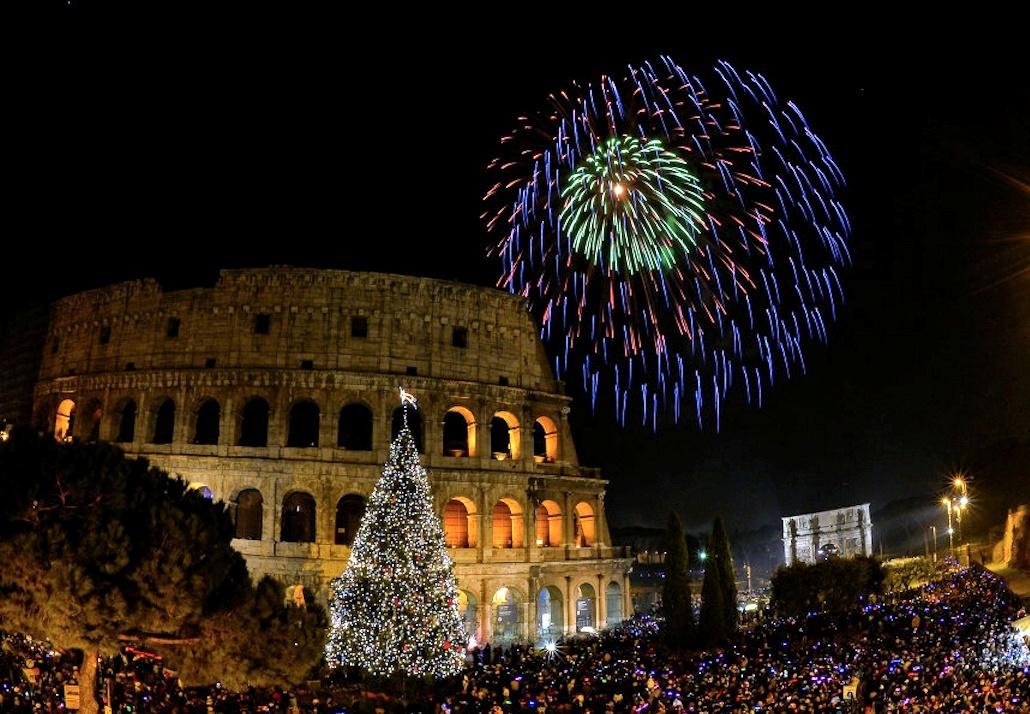 Capodanno 2019 riti e tradizioni nel mondo for Tradizioni di roma
