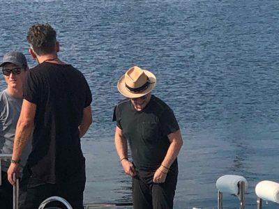 Bono degli U2 prima a Brindisi e poi a Gallipoli