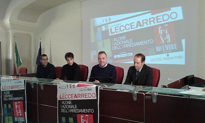 Leccearredo 2018 torna a lecce il salone nazionale dell for Leccearredo
