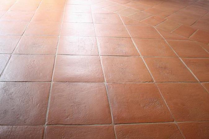 Pavimenti Rustici In Legno : Pavimento in cotto: dettagli e manutenzione