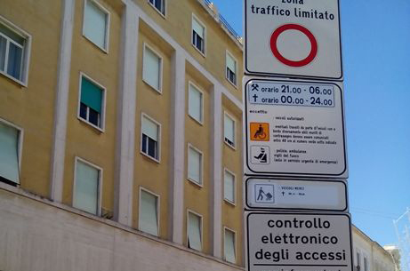 Zona A Traffico Limitato, Dal 1° Maggio In Vigore I Nuovi ...